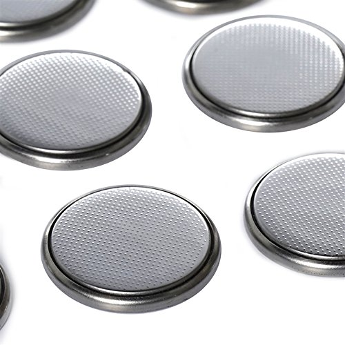 - Long-Lasting Lithium Coin Button Cell Battery