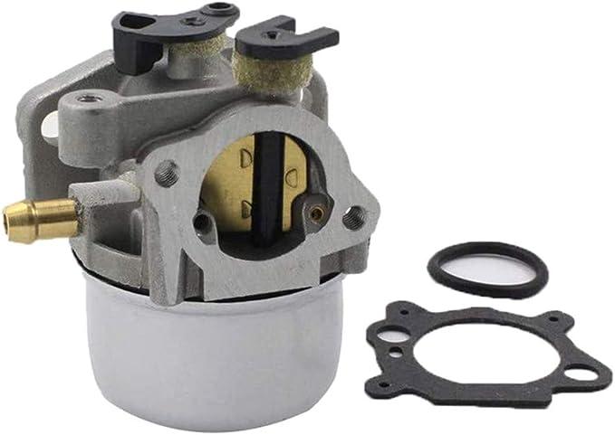 Ocobudbxw - Carburador de Repuesto para Toro 6.5 6.75 7.0 7.25 7.5 HP Recycle Mower 190cc