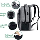 Matein Travel Laptop Backpack, Business Anti Theft
