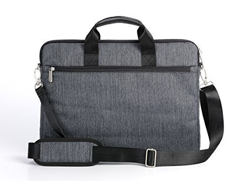 "Drive Logic DL-15-GREY Laptop Carrying Case for 15"" MacBook"