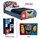 Delta Children – Justice League Twin Furniture