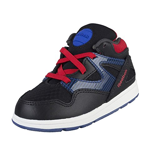 Reebok Versa Pump Omni Lite - blck/red/royal/wht, Gr枚脽e:6