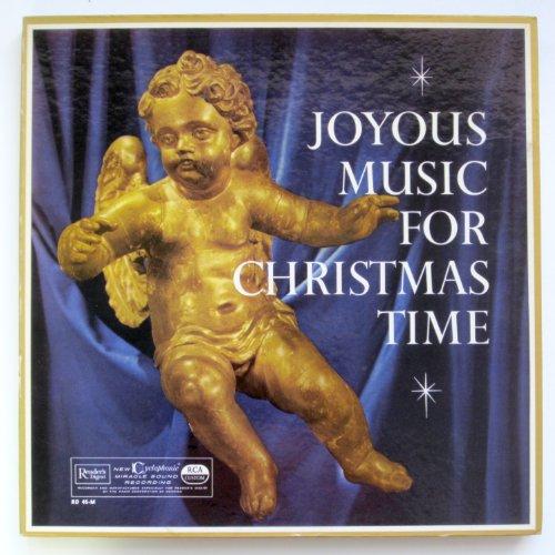 Joyous Music for Christmas Time John Mccarthy (Box Set) (Box A Christmas Lp Music)