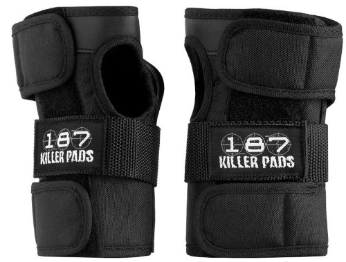 Pro Wrist Roller - 187 Killer Wrist Guards - Small