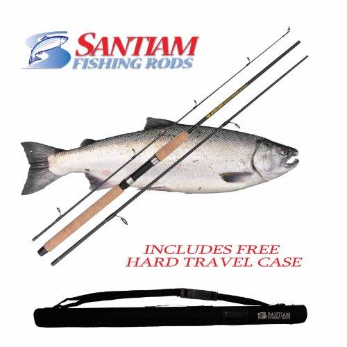 Santiam Fishing Rods Travel Rod 3 Piece 8'6