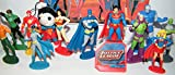 Justice League Deluxe Party Favors Goody Bag