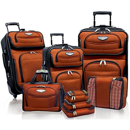 travelers-choice-ts6950o-xx-amsterdam-ii-8-piece-luggage-setorange