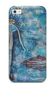 Special Design Back Waterghosts Phone Case Cover For Iphone 5c