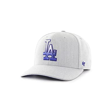 sports shoes 8ffcf 4d0c1  47 Brand Los Angeles Dodgers Falton MVP DP Adjustable Fit Hat