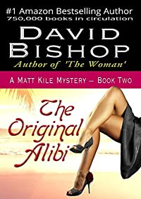 The Original Alibi by David Bishop ebook deal