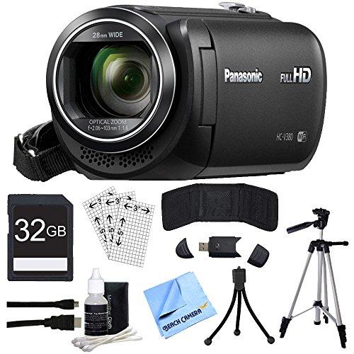 Panasonic HC-V380K Full HD Camcorder with Wi-Fi Multi Scene