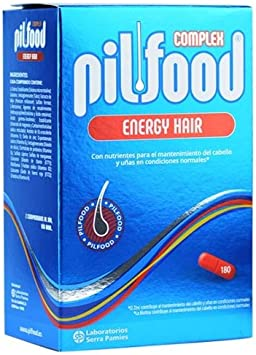 Pilfood Pilfood complex energy 180comp. 1 Unidad 250 g