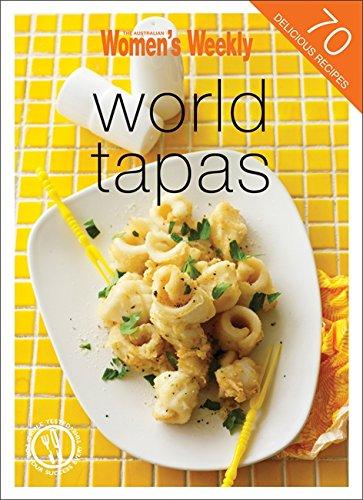 Download World Tapas (The Australian Women's Weekly Minis) pdf epub