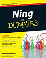 Ning is a cool, free social networking platform, and you can learn how to use Ning quickly and easily with Ning For Dummies. If you have a cause to promote or a passion about a topic, here's how to explore existing networks and interact with ...