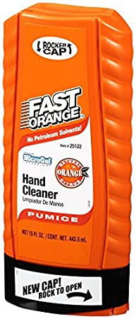 Amazon.com: Permatex 25122 Fast Orange Pumice Lotion Hand Cleaner - 15 fl. oz. (5 Pack): Automotive