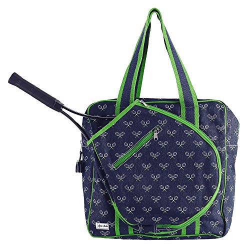 Ame & Lulu Icon Tennis Bag (Victory)