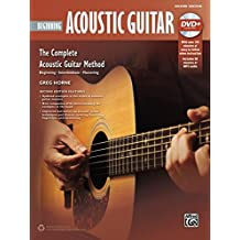 Complete Acoustic Guitar Method: Beginning Acoustic Guitar, Book and DVD