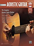 Complete Acoustic Guitar Method: Beginning Acoustic Guitar, Book & DVD (Complete Method)