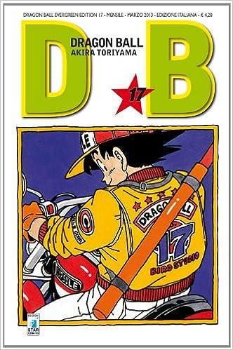 Dragon Ball. Evergreen edition (Vol. 17)