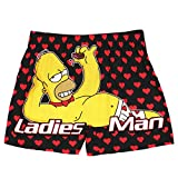 "The Simpsons Homer ""Ladies Man"" Mens Boxer Shorts"