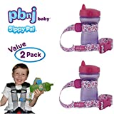 Best Baby Gear Baby Buddy Baby Car Seats - PBnJ Baby SippyPal Sippy Cup Holder Strap Leash Review
