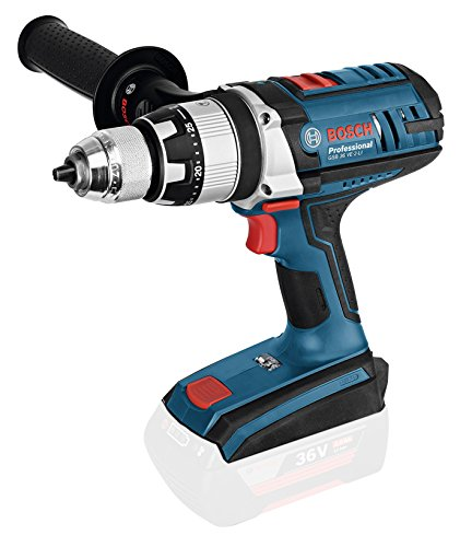 Bosch Professional Gsb 36 Ve-2-Li Cordless Combi Drill (Without Battery And Charger)