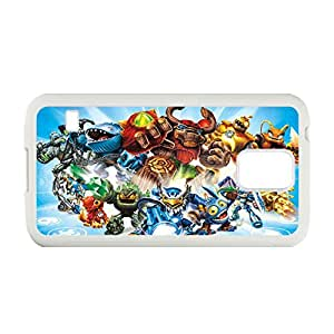 Generic Abs Back Phone Cover For Children Custom Design With Skylanders For Samsung Galaxy S5 Choose Design 18