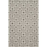 Momeni Rugs DUNESDUN11TAU2030 Dunes Collection, Hand Tufted 100% Wool Transitional Area Rug, 2 x 3, Taupe