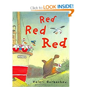 Red Red Red Valeri Gorbachev