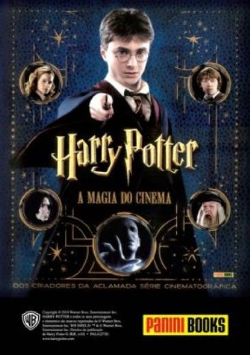 Harry Potter. A Magia Do Cinema