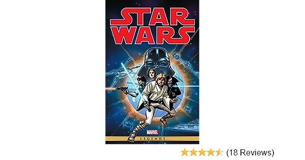 a1365482 Amazon.com: Star Wars: The Original Marvel Years Omnibus Volume 1  (8601421073943): Roy Thomas, Howard Chaykin, Archie Goodwin, Jo Duffy,  Chris Claremont, ...