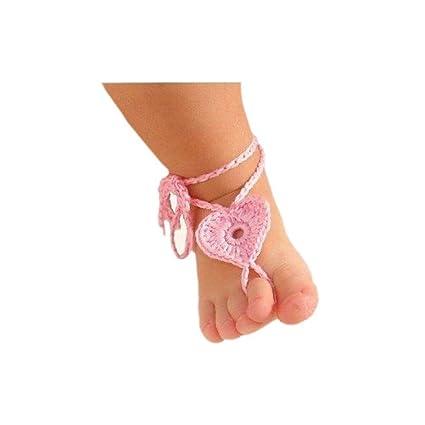 Lechuza pies o calcetines para bebé, diseño de chanclas de punto para fotografía Disfraz de