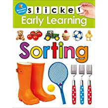 Sticker Early Learning: Sorting