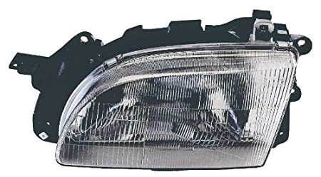 Depo 331-1119L-ASO Ford Aspire Driver Side Replacement Headlight Assembly 02-00-331-1119L-ASO