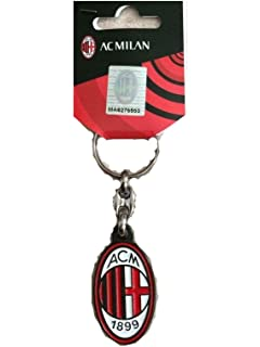 UEFA Champions League AC Milan Pokal Schl/üsselanh/änger mit Logo
