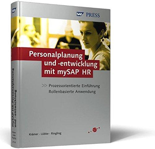 personalplanung-und-entwicklung-mit-mysap-hr-prozessorientierte-einfhrung-rollenbasierte-anwendung-sap-press