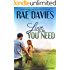Love is All You Need (Looking for Love Book 2)