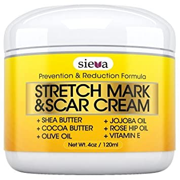 Stretch Marks Scars Cream Best For Mark Removal