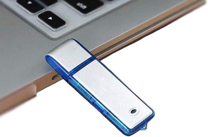 1neiSmartech Pen Drive Usb 8 Gb Mini Grabadora De Voz De Audio Flash Micro Espía Grabadora De Voz Espía Cimice: Amazon.es: Electrónica