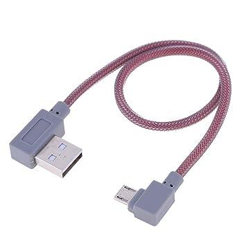 prettygood7 - Cable de Carga y sincronización de Datos (0,3 m ...