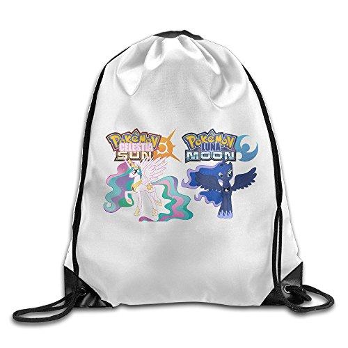 Custom Made Hiking Daypack Pokemon Sun And Moon Beam Mouth Backpack - Pokemon Beams