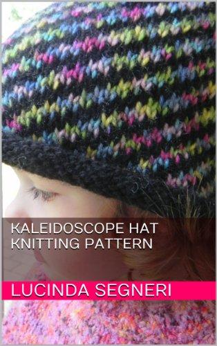 Kaleidoscope Hat Knitting Pattern