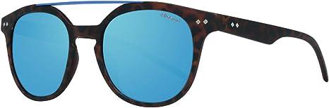Polaroid PLD 1023/S JY 202 Gafas de Sol, Marrón (Brown Havana/Greyblmirror Pz), 51 Unisex-Adulto