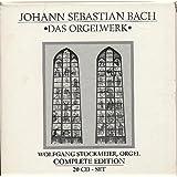 Das Orgelwerk - Johann Sebastian Bach - 20 CD Set - Complete Edition Wolfgang Stockmeier