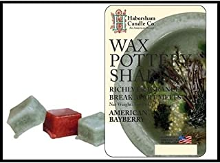product image for Habersham Candle Company American Bayberry Wax Pottery Shards