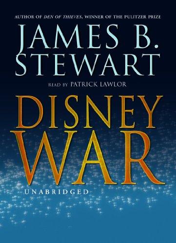 DisneyWar by Blackstone Audiobooks