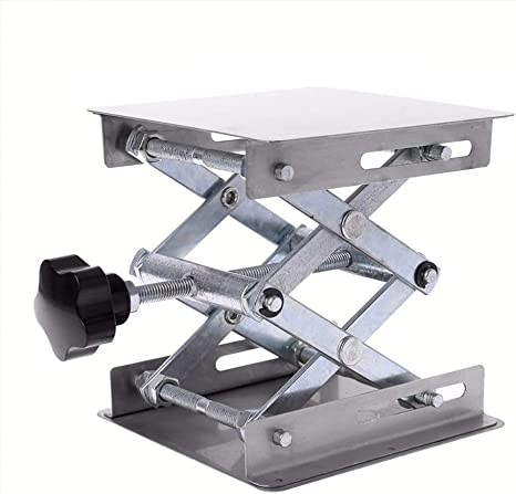 Laboratory Lifting Rack Chemical Laboratory Lifting Stand Manual Fine For Laboratory Physical