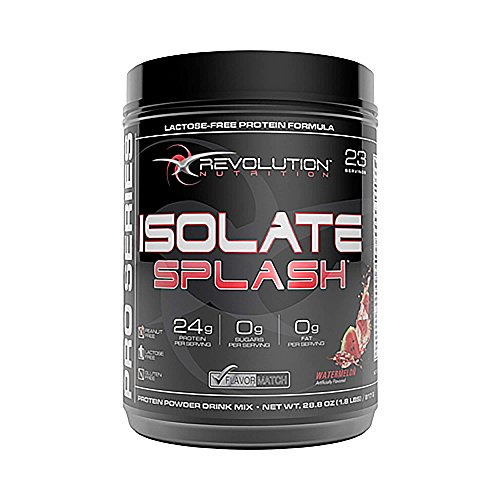 Revolution Nutrition Whey Isolate Splash - Watermelon