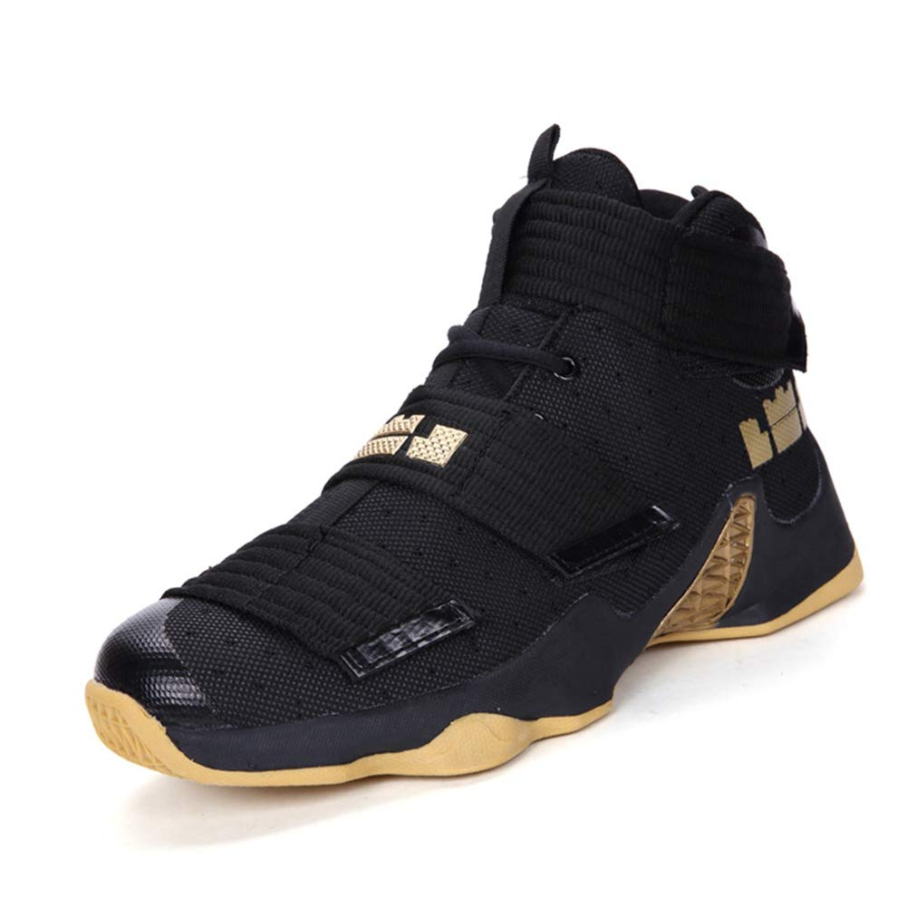 Männer Basketball-Schuhe Hi-Top Athletic Athletic Athletic Trainers Herren Komfortable Basketballschuhe B07MYX1MBN Basketballschuhe Flagship-Store 36cf2f