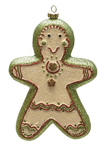 Gingerbread Girl Ornament (Northlight 6